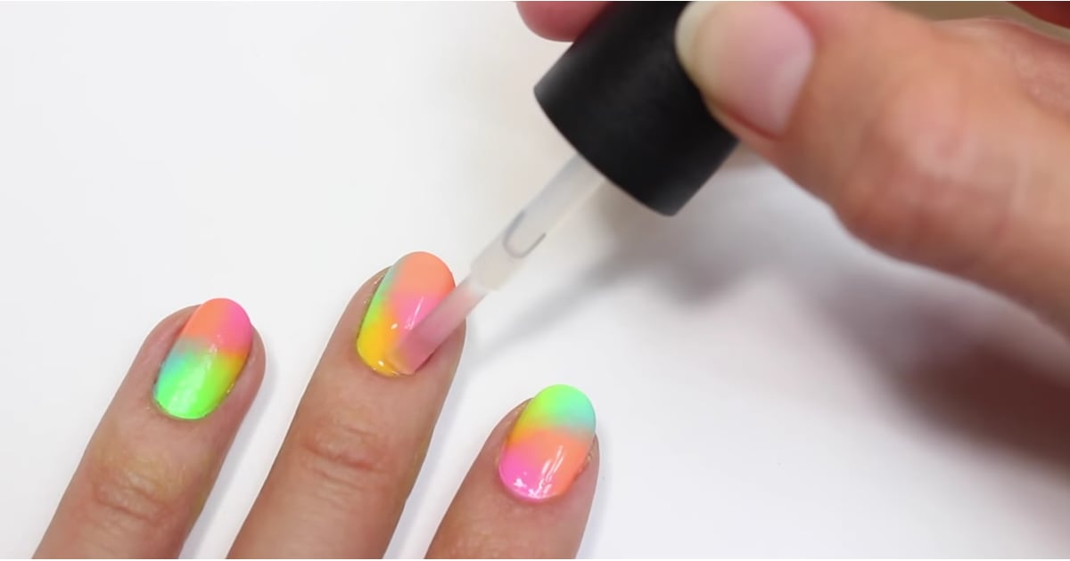 Sponge on ombre nail art diy popsugar beauty prinsesfo Image collections