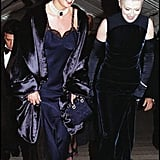 Princess Diana at the 1995 Met Gala