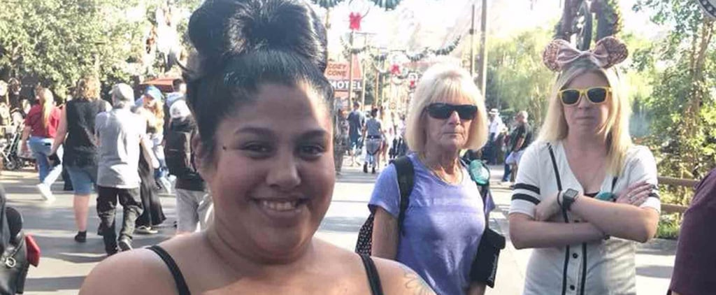 Mom's Message For 2 Women Who Publicly Shamed Her For Breastfeeding at Disneyland