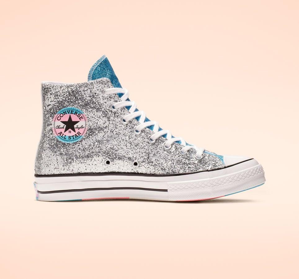 23f8b765e426a Shop Kristin s Favorite Converse Pride Sneakers
