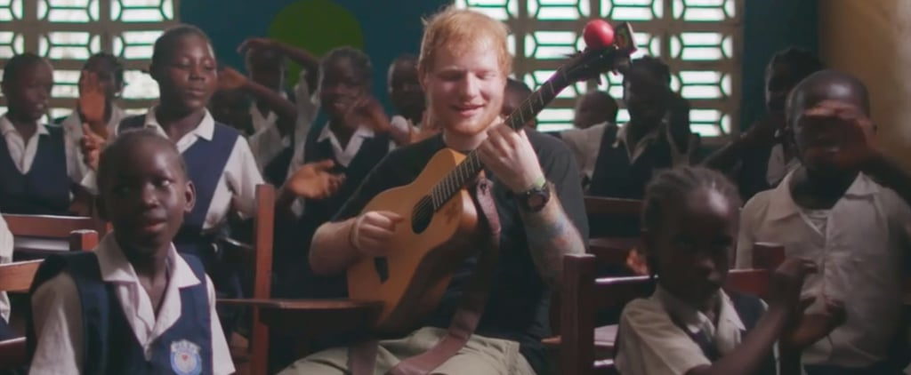 "Ed Sheeran's ""What Do I Know?"" Music Video Is a Beautiful Tribute to His Liberia Trip"