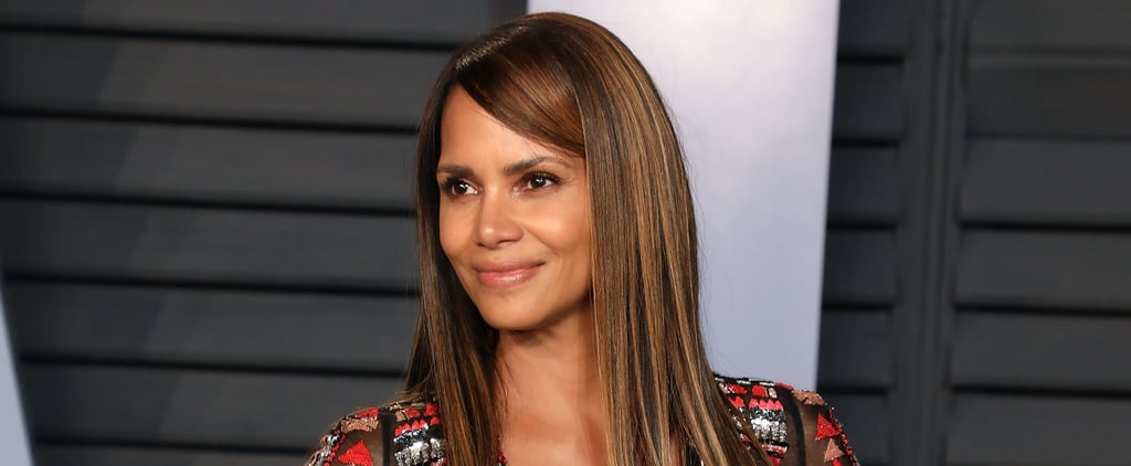 Halle Berry's Keto Lunch