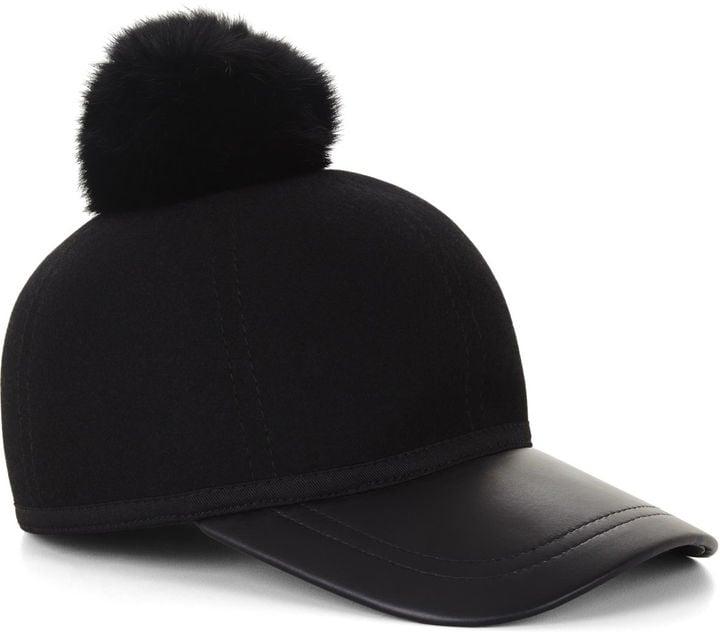 3a6f12e1a991f BCBG Snowbunny Baseball Hat