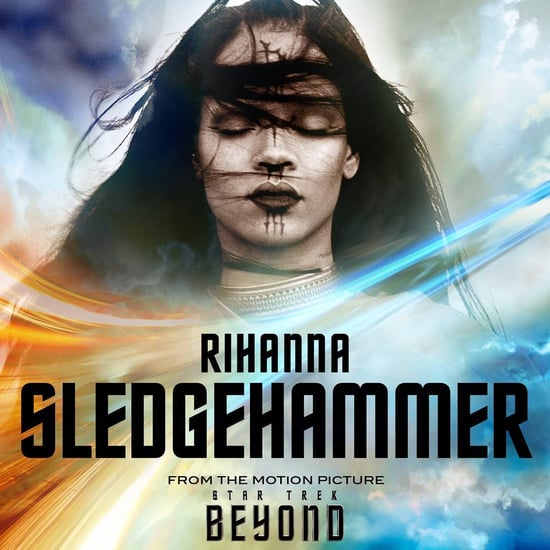 "Rihanna ""Sledgehammer"" Song by Sia"
