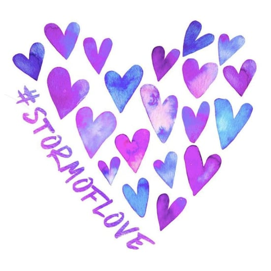 Tarte Cosmetics Storm of Love Fundraiser