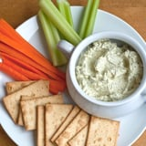 Cream Cheese Pesto Dip