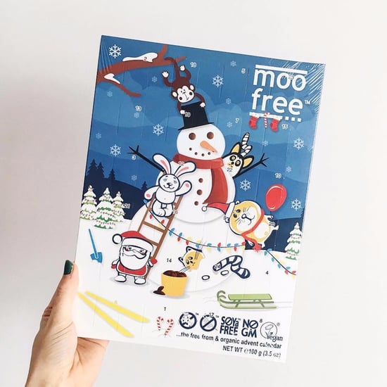 Vegan Chocolate Advent Calendar From Moo Free