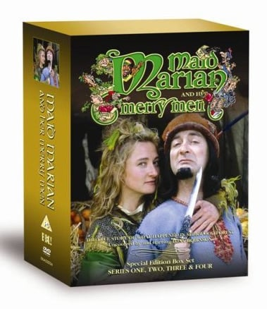 Pop A DVD In: Maid Marian And Her Merry Men