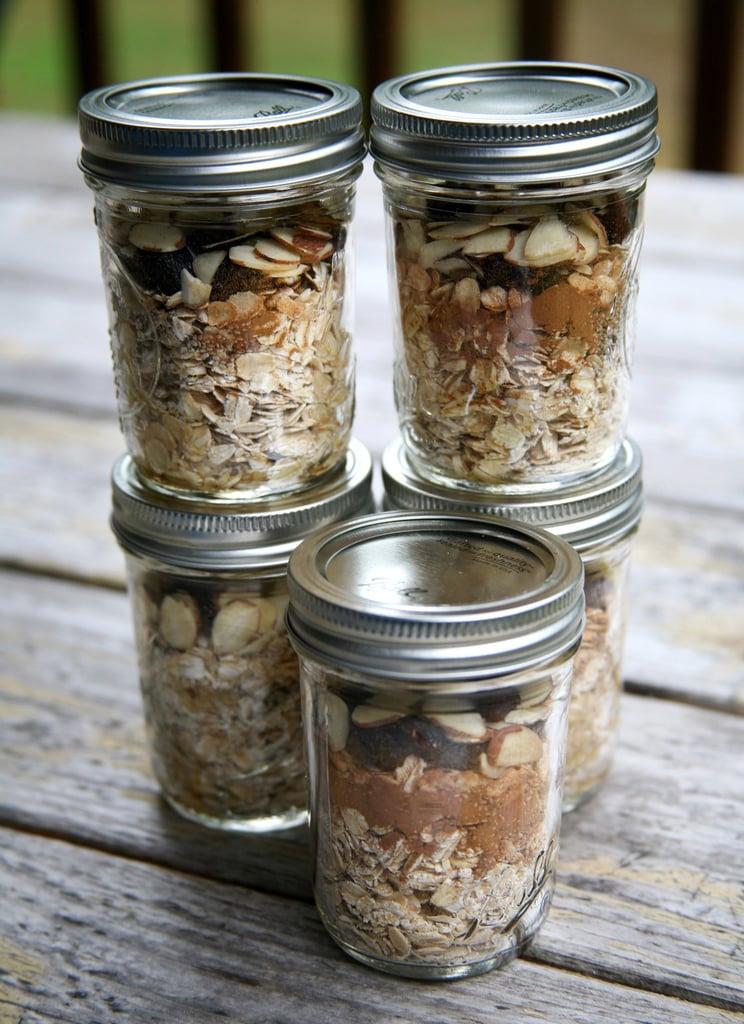Healthy Portable Breakfast Ideas