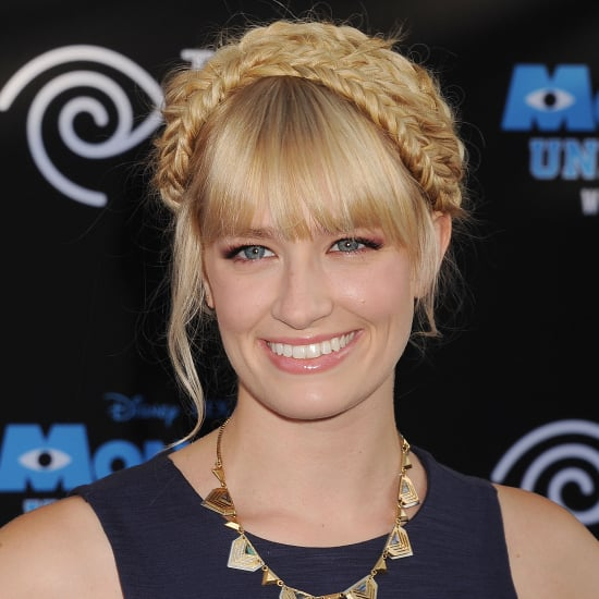 Beth Behrs Hair | Monsters University Premiere