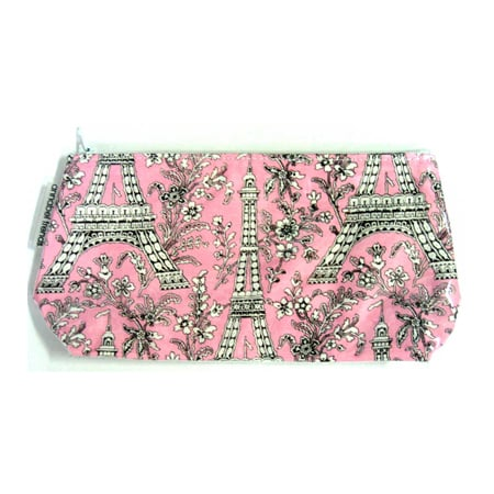 Annabel Trends Paris Pink Small Cosmetic Bag, $13.95