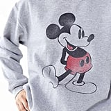 Mickey Mouse Pullover Sweatshirt
