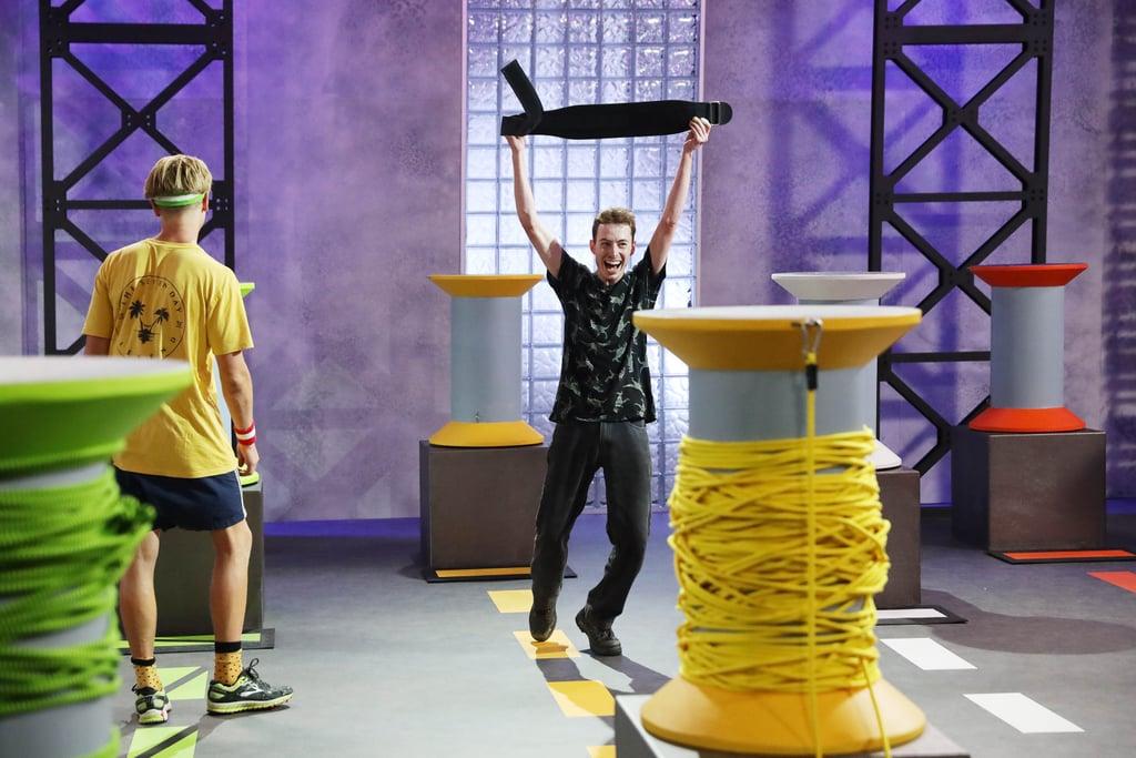 Reactions to Ian Joass on Big Brother 2020