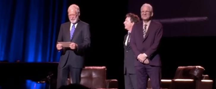 David Letterman's Surprise Top 10 List About Donald Trump