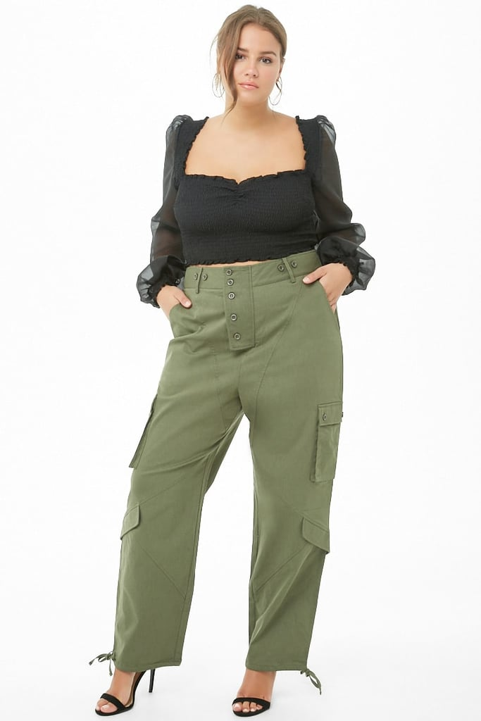 Forever 21 Cargo Trousers