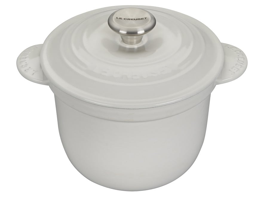 Le Creuset Cast Iron Rice Pot For The First Time Ever Le