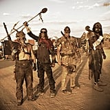 War Boys From Mad Max