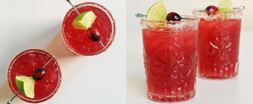 Cranberry Tequila Cocktail Recipe