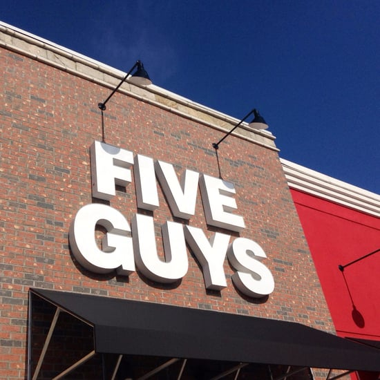 Five Guys Fun Facts