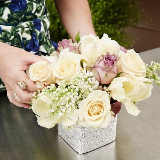 طرق منزلية لتنسيق الزهور في مزهرية