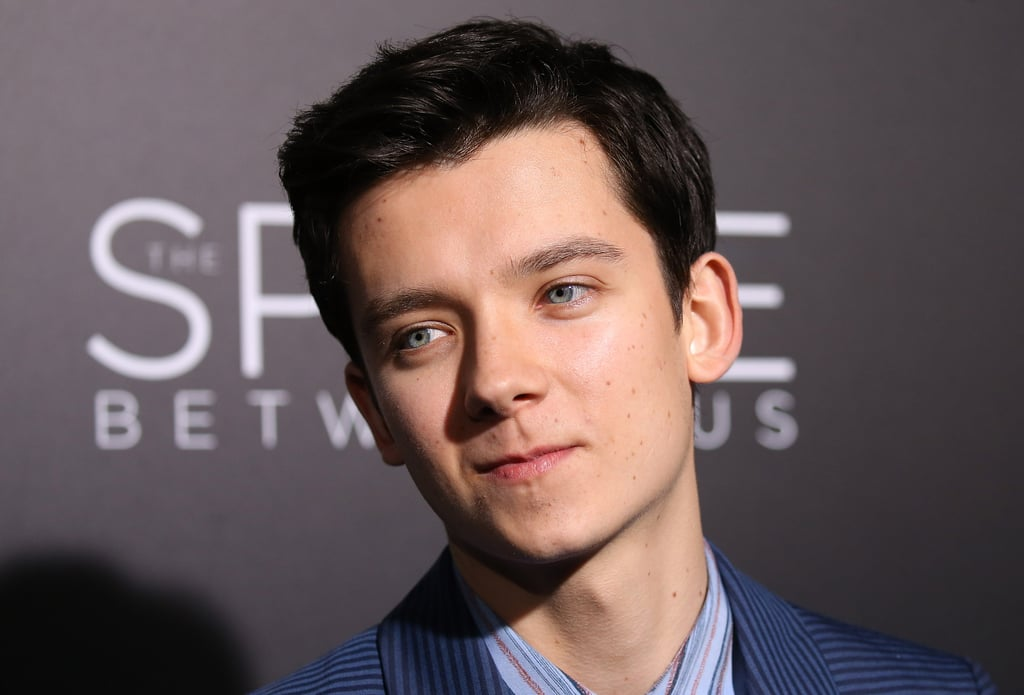 Asa Butterfield Cute Pictures