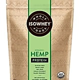 Isowhey Wholefoods Vegan Protein Organic Hemp Powder ($37.95)