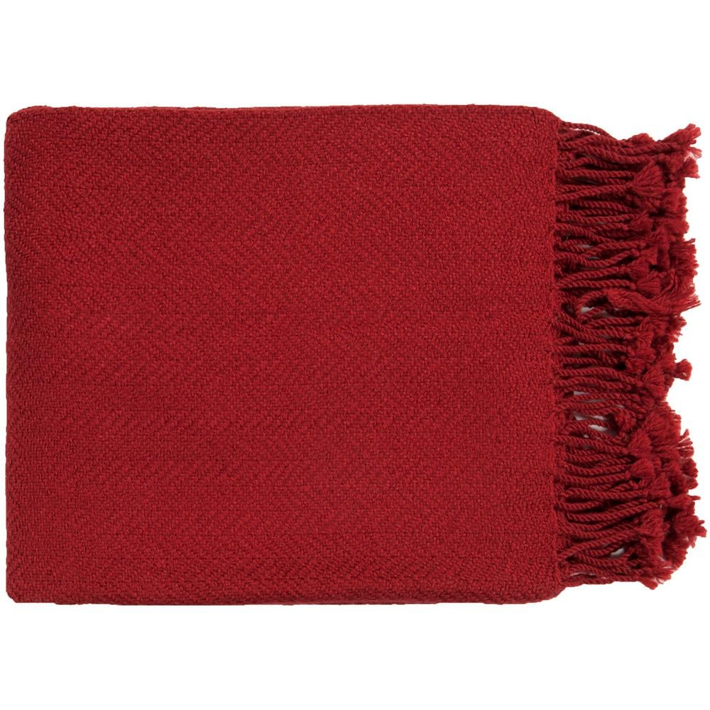 Artistic Weavers Simone Cherry Throw Blanket