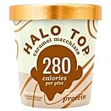 Halo Top Caramel Macchiato