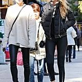 Gigi's Been Wearing Her Cap Around New York For Years