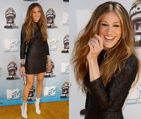 2008 MTV Movie Awards: Sarah Jessica Parker