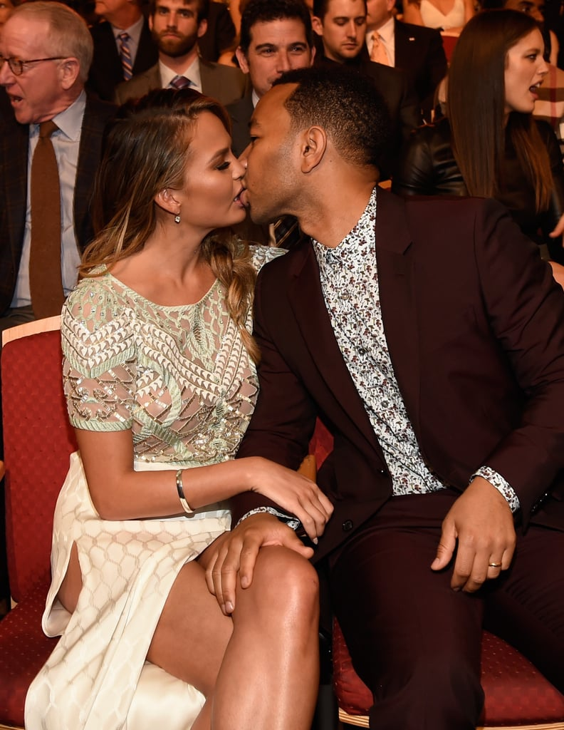 Their PDA was on fire during the NFL Honours in Phoenix, Arizona, in January 2015.