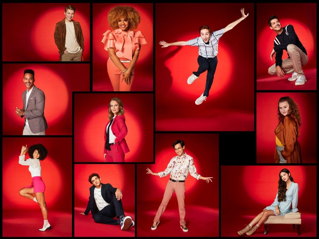 High School Musical: The Musical: The Series Season 2 Cast