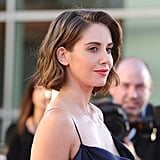 Photos of Alison Brie's Short Bob Haircut