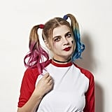 Harley Quinn Hair Tutorial
