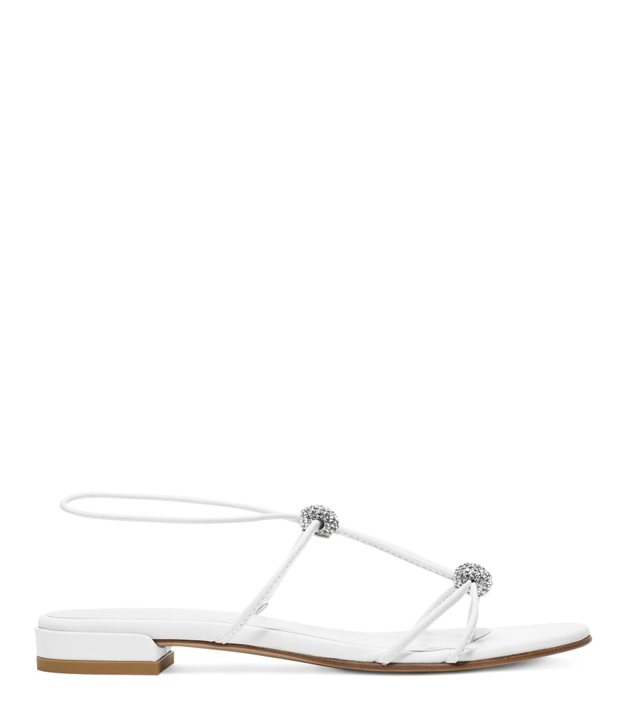 Tweety Sandal in White ($398)