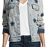 Throw on this Rails Knox Star-Print Denim Jacket ($248) over a simple white tee.