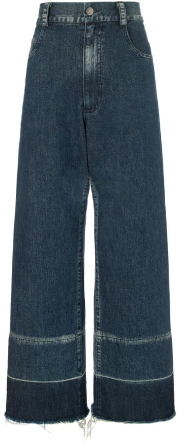 Rachel Comey Denim Flared Legion Trousers ($450)