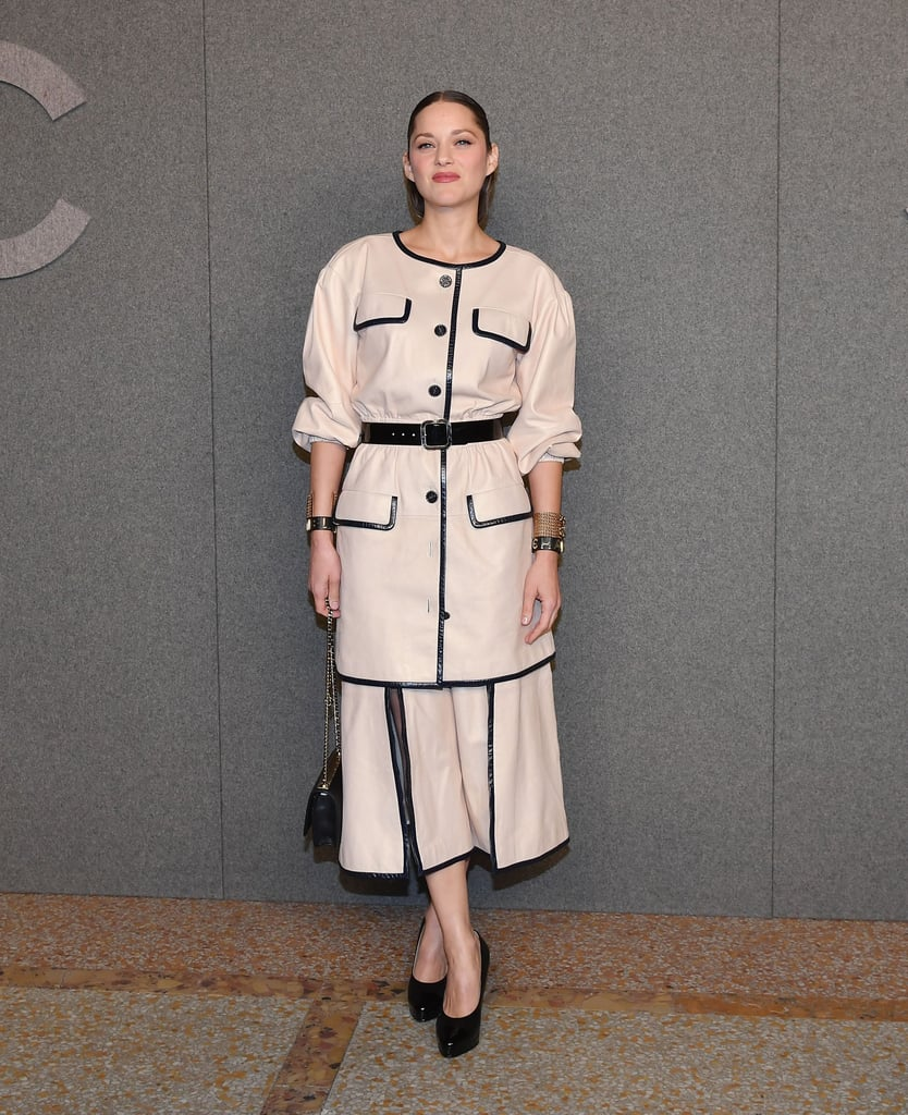 Marion Cotillard Looked as Chic as Usual