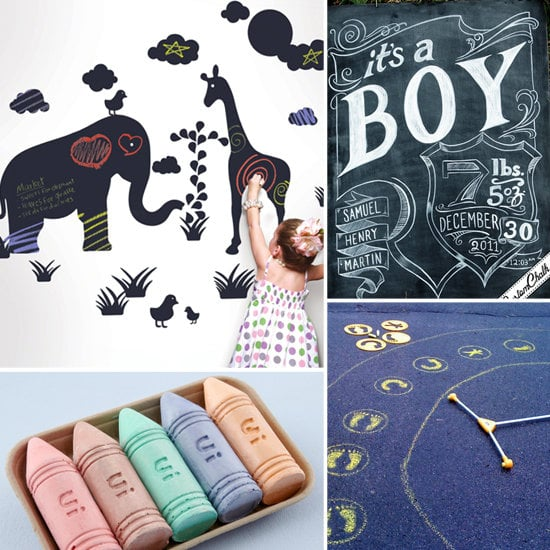 Toy Trend: Chalkboard Paint and More