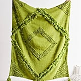 Aden Tufted Throw Blanket
