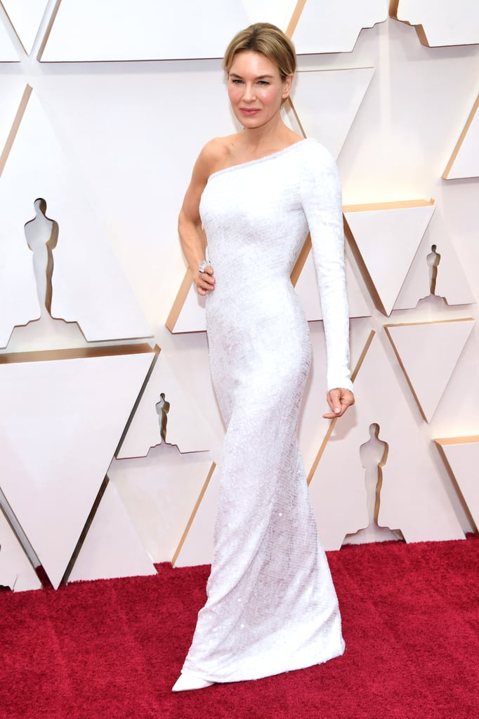 Renée Zellweger at the Oscars 2020