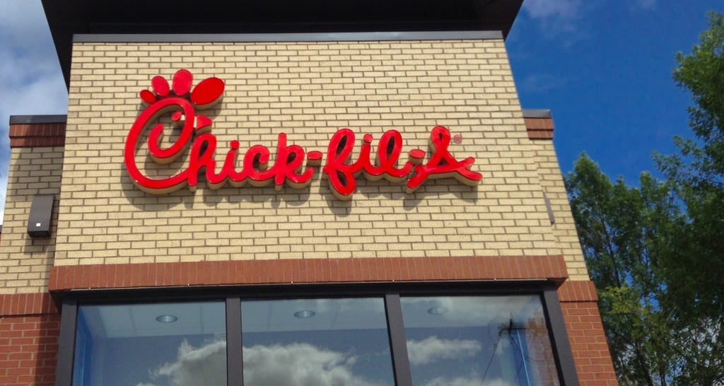 Baby Born in a Chick-fil-A Bathroom Gets Food For Life
