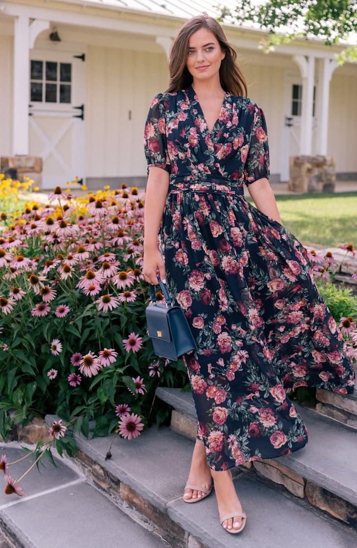 Best Maxi Dresses For Petites | POPSUGAR Fashion