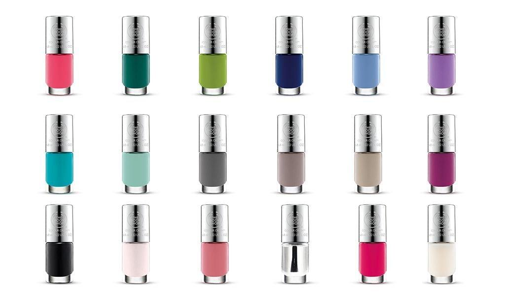 The Body Shop Color Crush Nail Polish