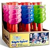 Super Spiral Sprinkler