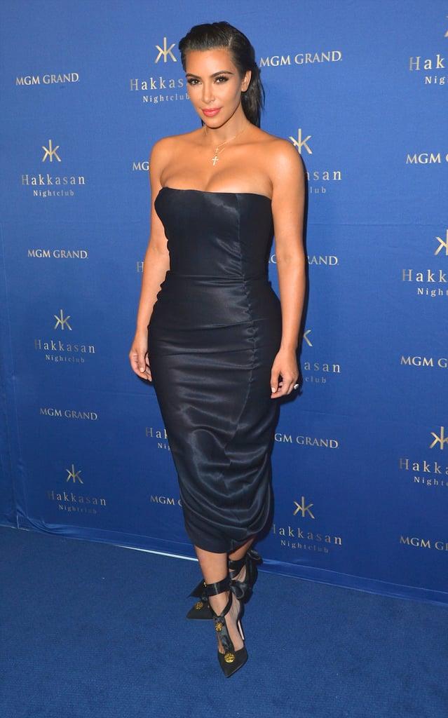Kim Kardashian in Las Vegas July 2016 | Pictures