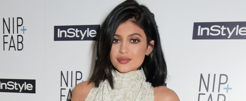 Kylie Jenner Speaks Out About Getting Temporary Lip Fillers