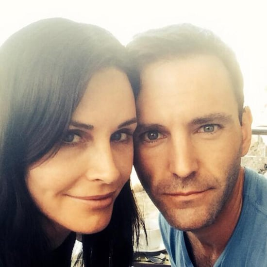 Courteney Cox verlobt mit Johnny McDaid