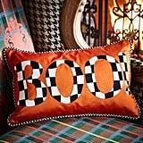 Mackenzie Childs MacKenzie-Childs Boo! Pillow