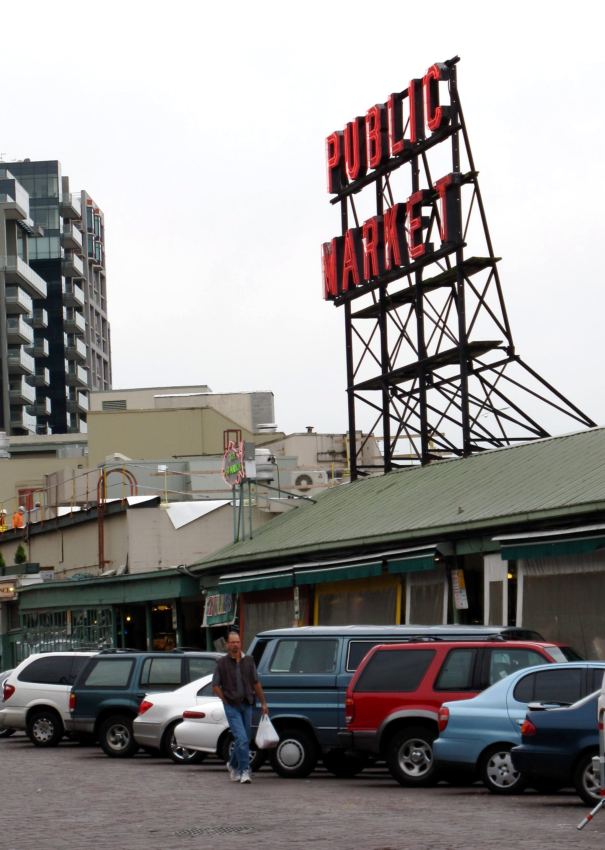 Store number one directly across from the covered stalls at Seattle&#039;s famed Pike Place Public Market.</p> <p>